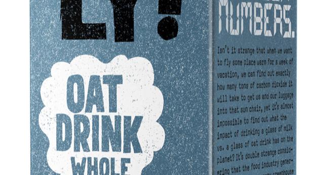 Oatly Fresh Oat Drink Whole 1 litre (£/each)