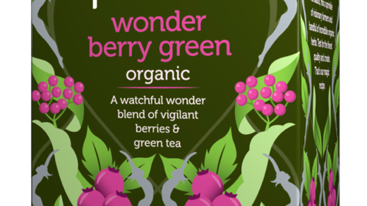 Pukka Teas - Wonder Berry Green - 20 Tea Sachets (£/pack)