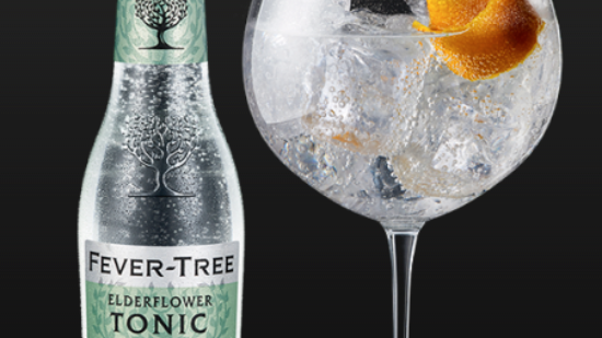 Fever Tree Elderflower Tonic Water 500ml (£/each)