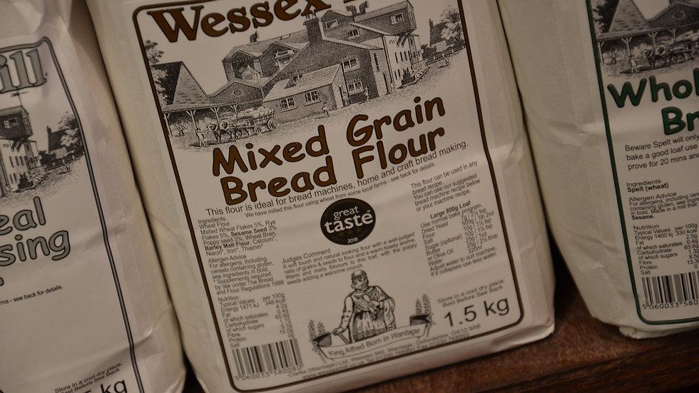 Wessex Mill - Mixed Grain Bread Flour (£/each)