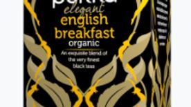 Pukka Teas - Elegant English Breakfast Tea - 20 Tea Sachets (£/pack)