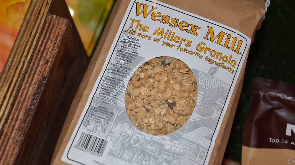 Wessex Mill - Millers Granola (£/each)