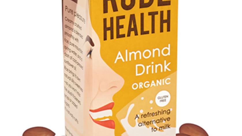 Rude Health Organic Almond Drink 1 litre (£/each)