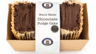 The Buxton Pudding Company Handmade Chocolate Fudge Loaf Cake 570g (£/each)