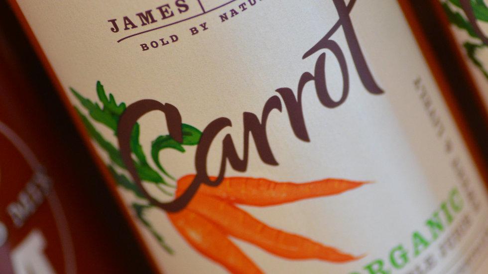 James White Organic Carrot Juice 750ml (£/each)