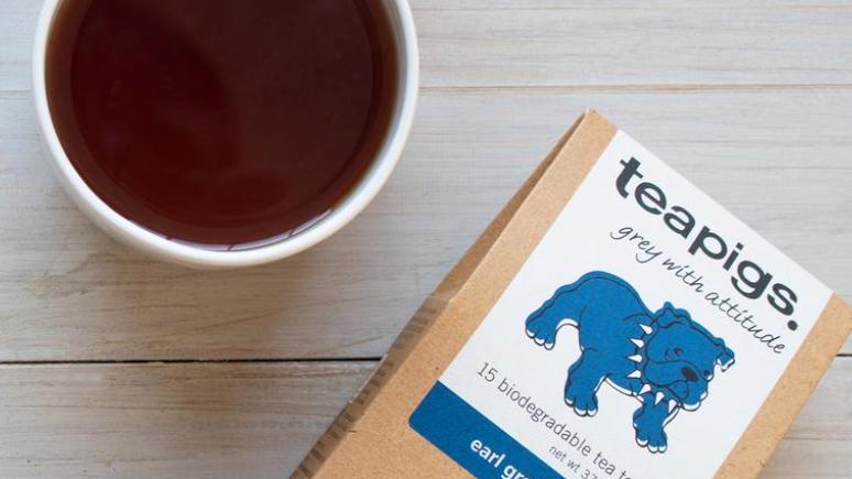 Teapigs - Earl Grey Strong Tea - 15 Tea Temples (£/pack)
