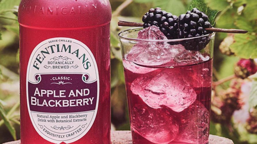 Fentimans Botanically Brewed Apple & Blackberry 750ml (£/each)