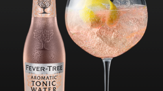 Fever Tree Aromatic Tonic Water 500ml (£/each)