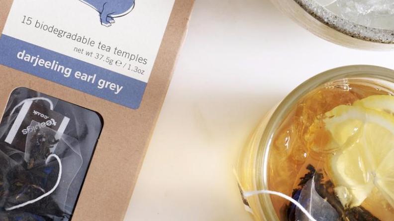 Teapigs - Darjeeling Earl Grey Tea - 15 Tea Temples (£/pack)