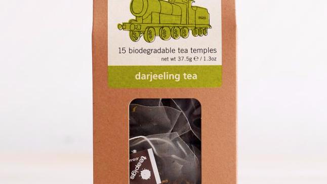 Teapigs - Darjeeling Tea - 15 Tea Temples (£/pack)