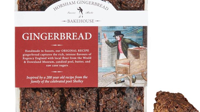 Horsham Gingerbread Bakehouse Original Recipe 300g (£/each)