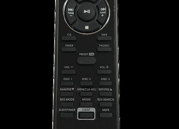 Midi Hifi System Remote