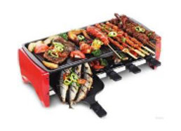8 Person Raclette Grill GCGR-308
