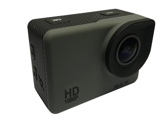 """WC1042 FHD Wi-Fi Sports Action Camera 2"""" LCD Screen"""