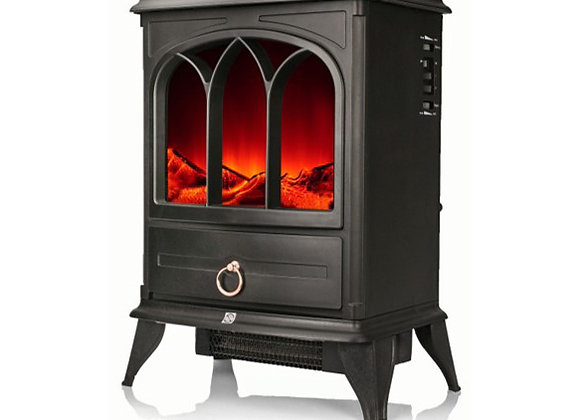 Electric Fire Stove with Flame Effect GHTNP-2008S-A2
