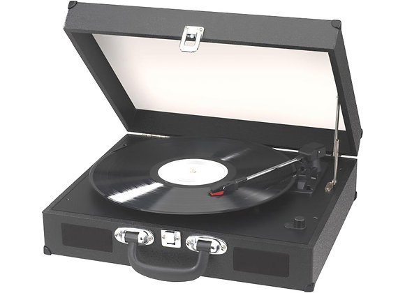 Deluxe Suitcase Turntable