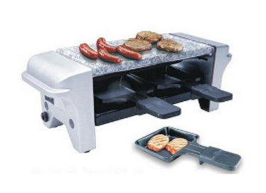 2 Person Raclette Grill GCGR-102