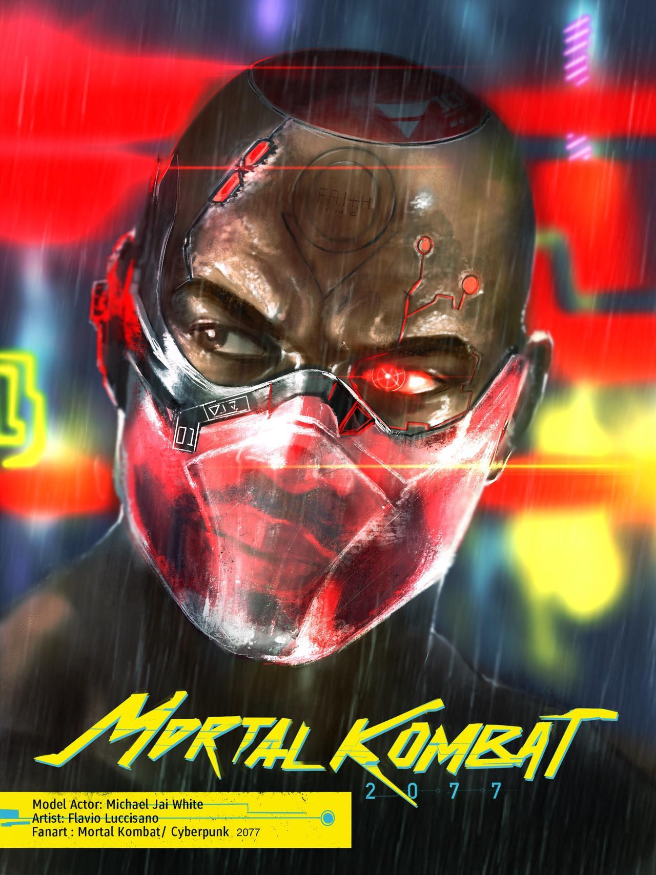 MK Cyberpunk