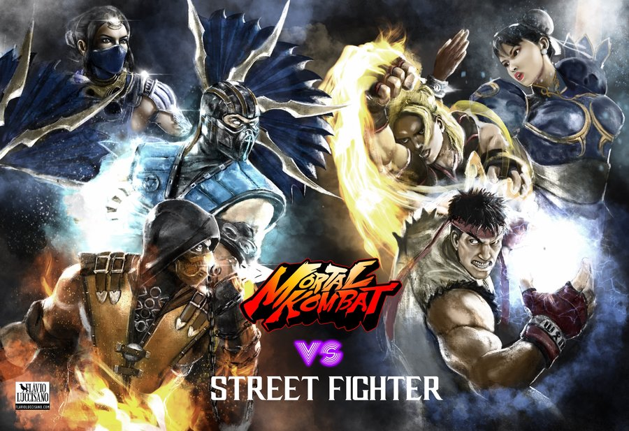 street_fighter_vs_mortal_kombat_by_flavioluccisano-dc8atgg