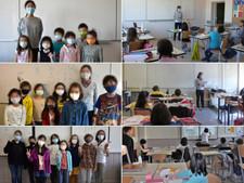 ドイツ在住の児童 登校再開