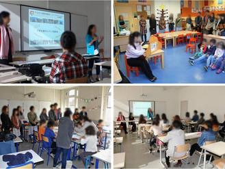 学習支援ボランティア説明会を開催しました