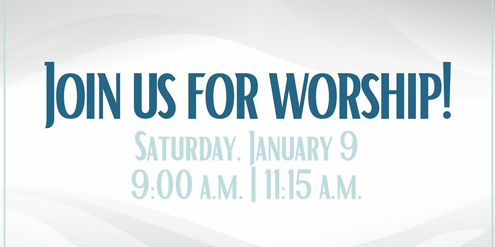 January 9, 2021 - Church Registration