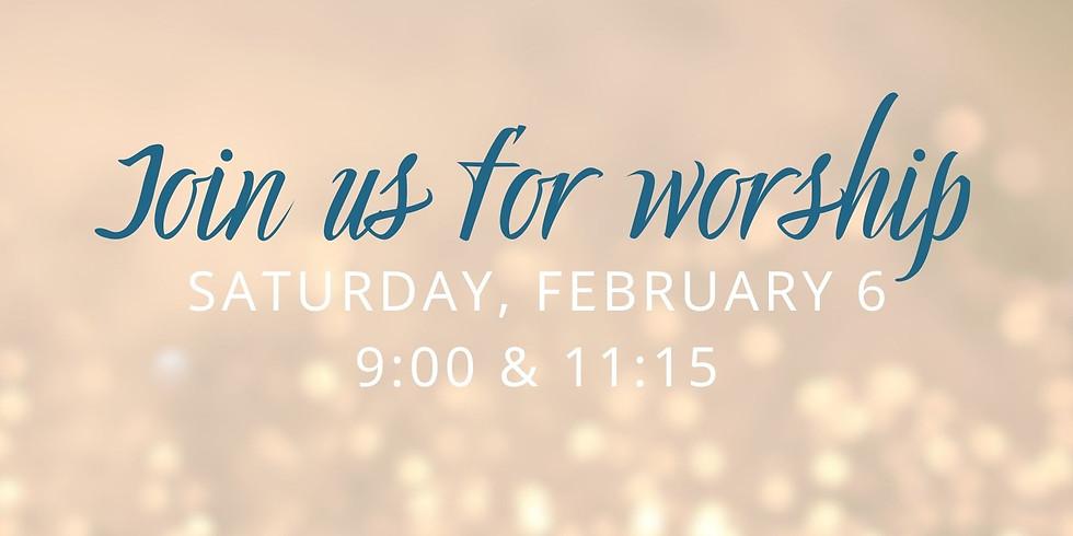 February 6, 2021 - Church Registration