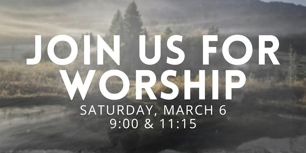 March 13, 2021 - Church Registration