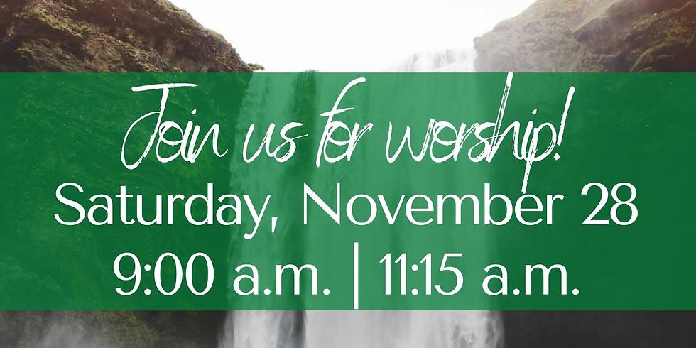 November 28, 2020 - Church Registration