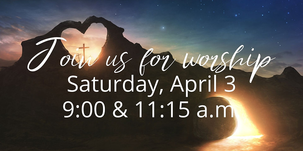 April 3, 2021 - Church Registration