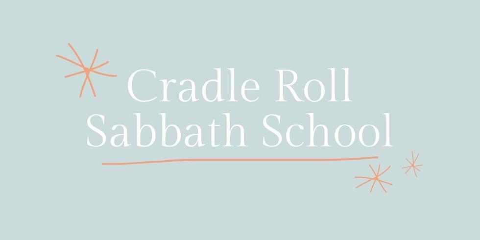 Cradle Roll Sabbath School - May 8, 2021
