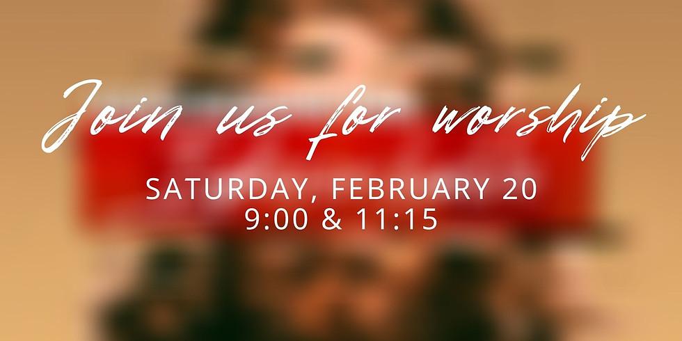 February 20, 2021 - Church Registration