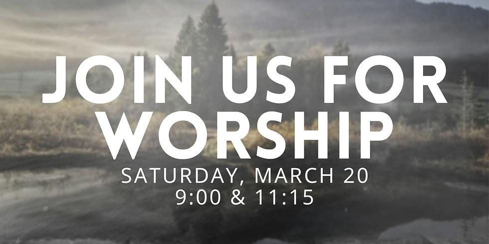 March 20, 2021 - Church Registration
