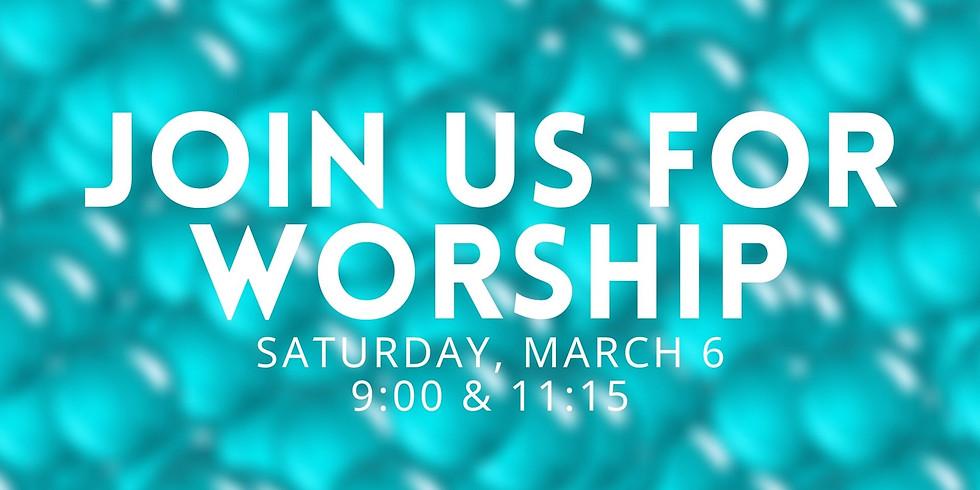 March 6, 2021 - Church Registration