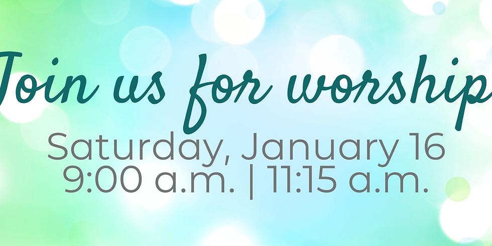 January 16, 2021 - Church Registration