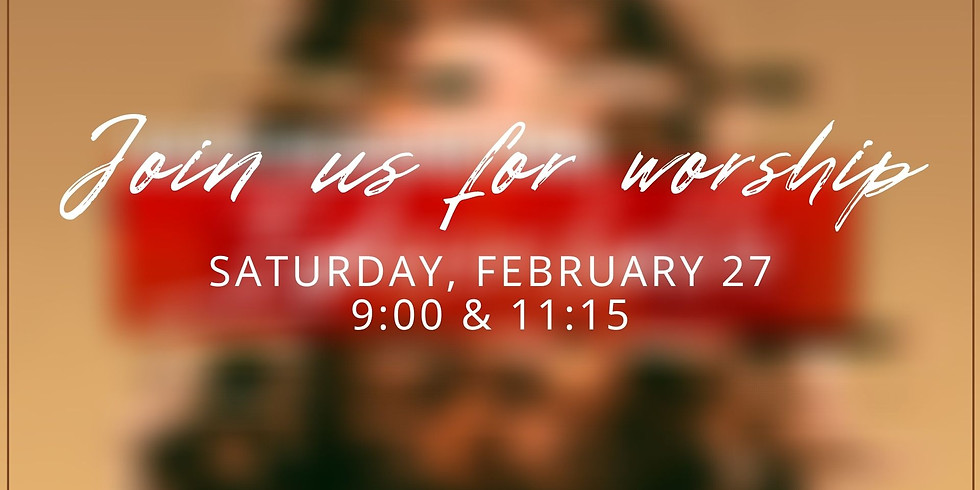 February 27, 2021 - Church Registration