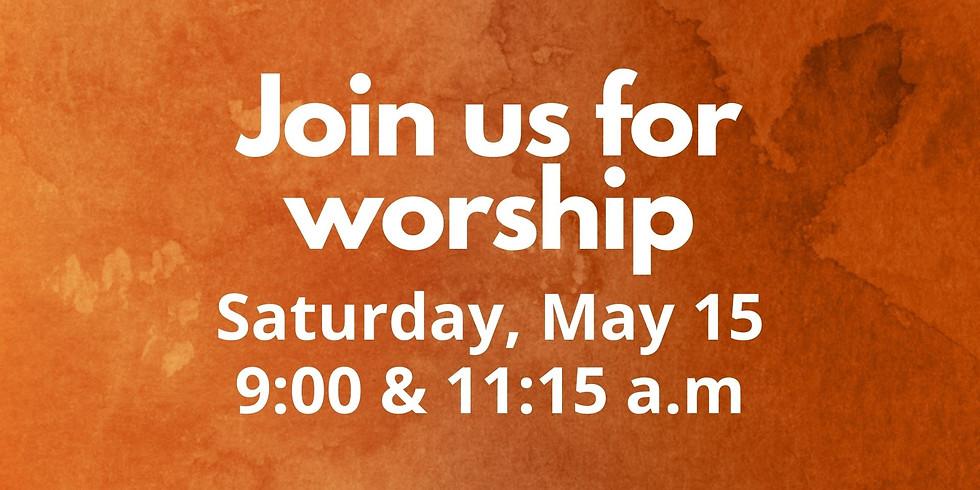 May 15, 2021 - Church Registration