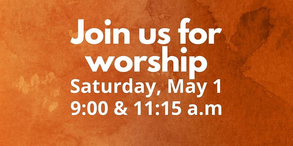 May 1, 2021 - Church Registration