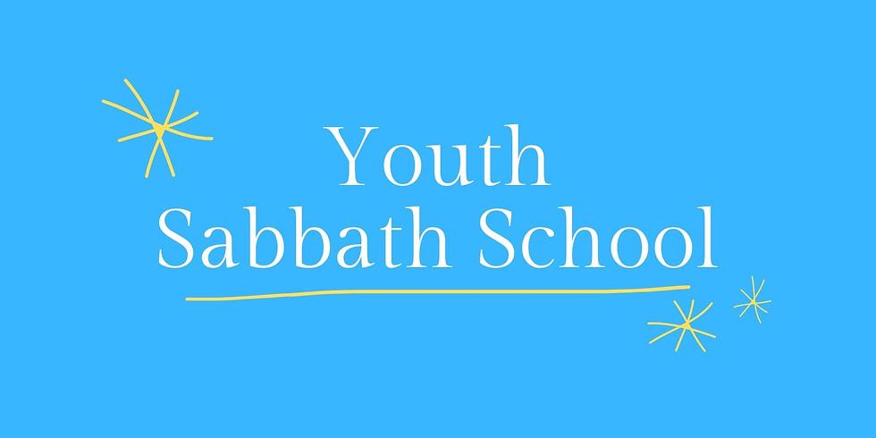 Youth Sabbath School - April 24, 2021