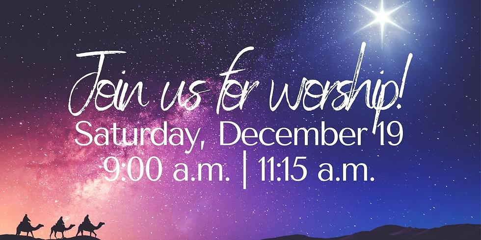December 19, 2020 - Church Registration