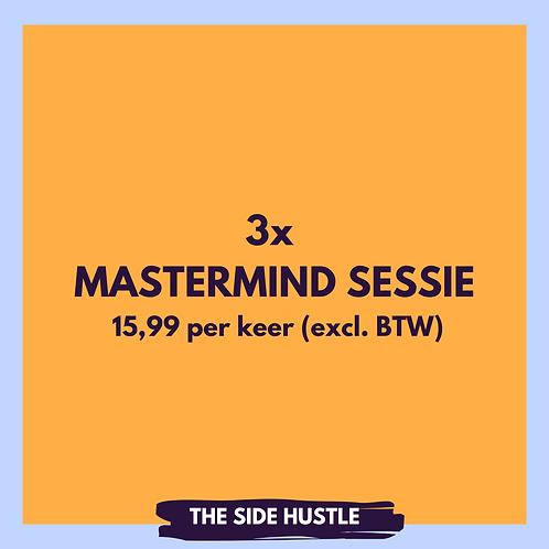 3x Mastermind