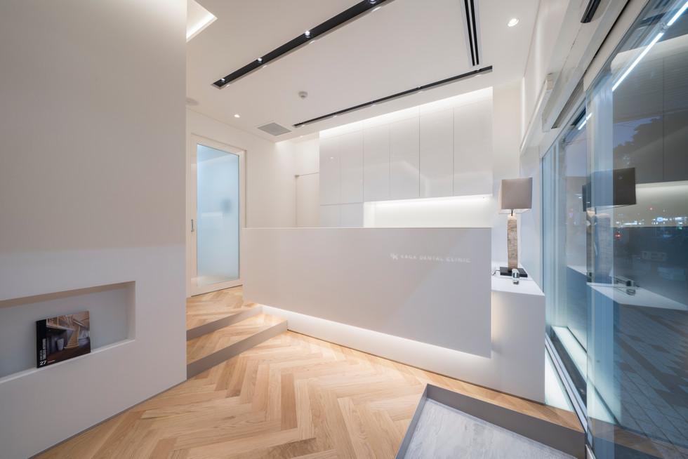 加賀歯科医院|エーハンドデザイン株式会社 歯科内装デザイン設計