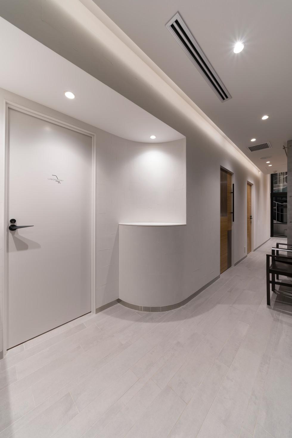 ゲンズデンタルオフィス2F|エーハンドデザイン株式会社 歯科内装デザイン設計