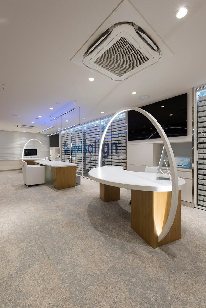 スマイルイノベーション本郷3F|エーハンドデザイン株式会社 歯科内装デザイン設計