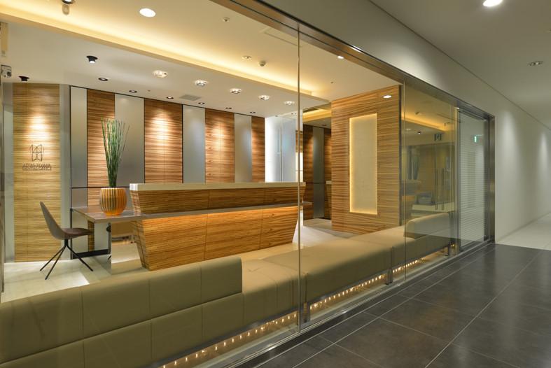 アトラスタワーデンタルオフィス|エーハンドデザイン株式会社 歯科内装デザイン設計事例