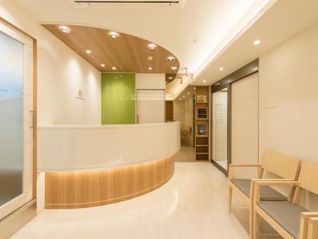 interior design [小坂矯正歯科]