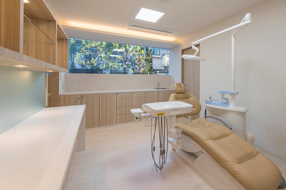 星谷歯科医院|エーハンドデザイン株式会社 歯科内装デザイン設計事例