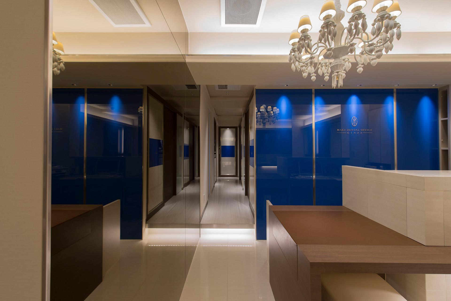 マキデンタルオフィス|エーハンドデザイン株式会社 歯科内装デザイン設計事例