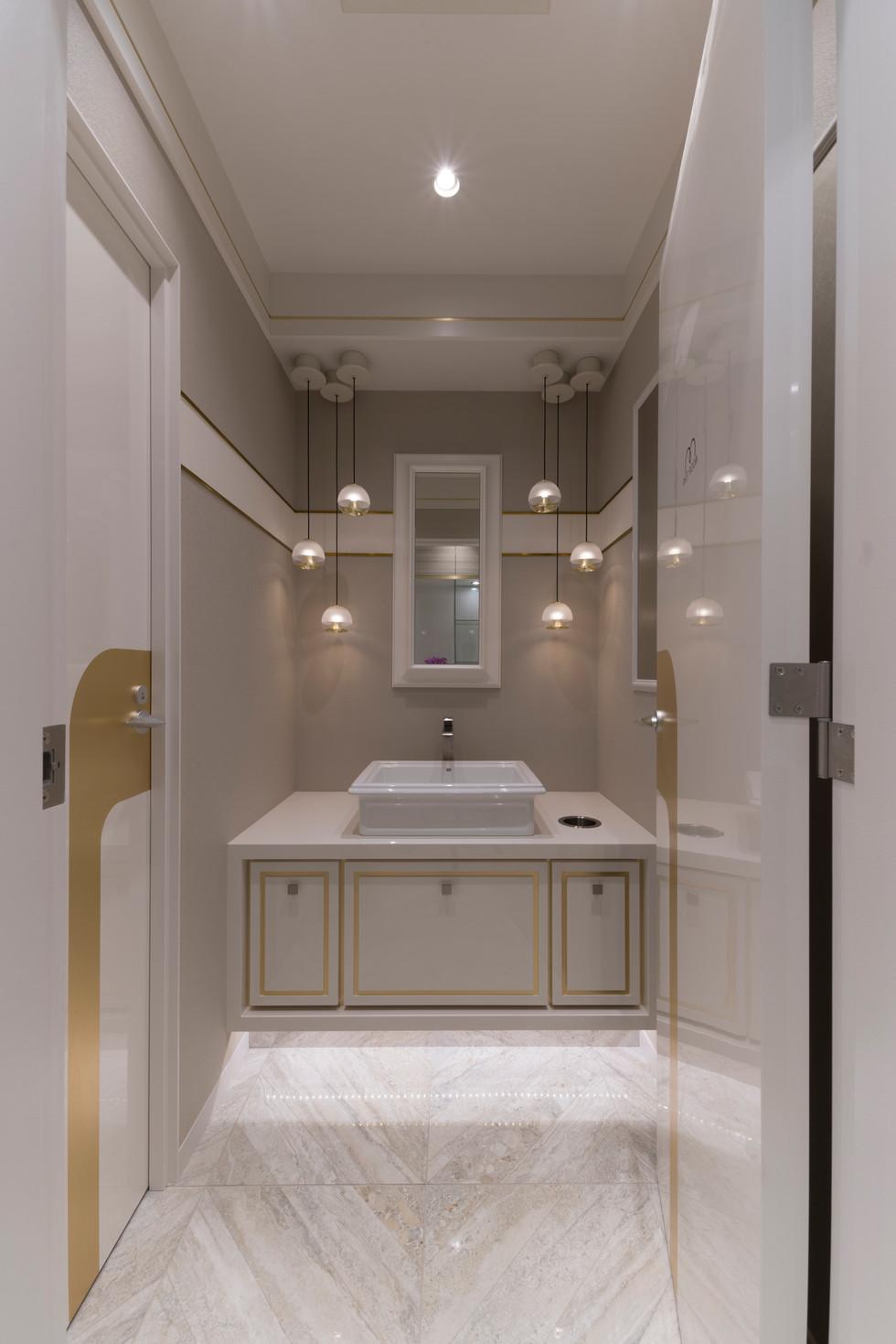ゲンズデンタルオフィス1F|エーハンドデザイン株式会社 歯科内装デザイン設計