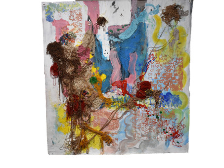 Ajane' Williams featured in H20/20 Elemental Retribution Exhibition at C3 Gallery in Charlotte, NC